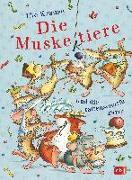 Cover-Bild zu Die Muskeltiere und die rattenscharfe Party von Krause, Ute