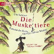 Cover-Bild zu Die Muskeltiere - Pomme de Terre und die vierzig Räuber (Audio Download) von Krause, Ute