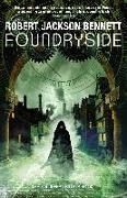 Cover-Bild zu Foundryside (eBook) von Bennett, Robert Jackson