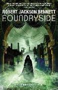 Cover-Bild zu Foundryside von Jackson Bennett, Robert
