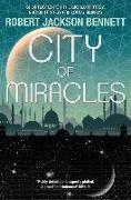 Cover-Bild zu City of Miracles von Jackson Bennett, Robert