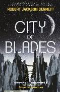 Cover-Bild zu City of Blades (eBook) von Bennett, Robert Jackson