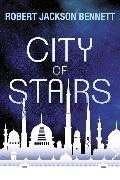 Cover-Bild zu City of Stairs von Jackson Bennett, Robert