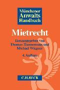 Cover-Bild zu Münchener Anwaltshandbuch Mietrecht von Hannemann, Thomas (Hrsg.)