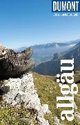 Cover-Bild zu DuMont Reise-Taschenbuch Allgäu von Homburg, Elke
