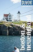 Cover-Bild zu DuMont Reise-Taschenbuch Reiseführer Boston & Neuengland von Helmhausen, Ole