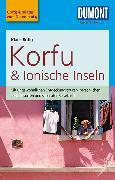 Cover-Bild zu Korfu & Ionische Inseln von Bötig, Klaus