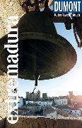 Cover-Bild zu DuMont Reise-Taschenbuch Reiseführer Extremadura von Strohmaier, Jürgen