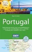 Cover-Bild zu DuMont Reise-Handbuch Reiseführer Portugal (eBook) von Strohmaier, Jürgen