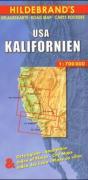 Cover-Bild zu USA Kalifornien.. 1:700'000