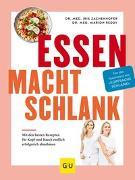 Cover-Bild zu Essen macht schlank von Zachenhofer, Iris