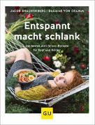 Cover-Bild zu Entspannt macht schlank von Drachenberg, Jacob