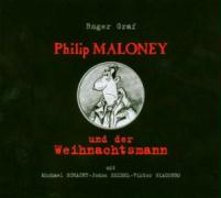Cover-Bild zu Philip Maloney und der Weihnachtsmann / Der schräge Privatdetektiv Philip Maloney