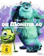 Cover-Bild zu Die Monster AG von Docter, Pete (Reg.)