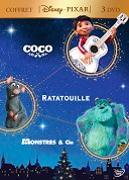 Cover-Bild zu Coco & Ratatouille & Monstres & Cie von Unkirch, Lee (Reg.)