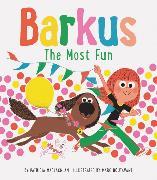 Cover-Bild zu Barkus: The Most Fun von MacLachlan, Patricia