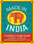 Cover-Bild zu Made in India (eBook) von Sodha, Meera