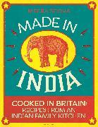 Cover-Bild zu Made in India von Sodha, Meera