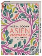 Cover-Bild zu Asien vegetarisch von Sodha, Meera