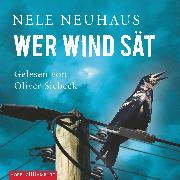Cover-Bild zu Wer Wind sät (Audio Download) von Neuhaus, Nele