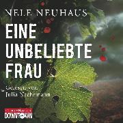 Cover-Bild zu Eine unbeliebte Frau (Audio Download) von Neuhaus, Nele