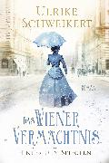 Cover-Bild zu Hinter den Spiegeln - Das Wiener Vermächtnis (eBook) von Schweikert, Ulrike