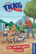 Cover-Bild zu TKKG Junior, 12, Der verborgene Schatz von Tannenberg, Benjamin