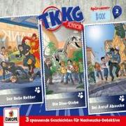 Cover-Bild zu TKKG Junior Spürnasen-Box 2 (Folgen 4, 5, 6)