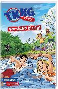 Cover-Bild zu TKKG Junior: Vorsicht: Bissig! von Tannenberg, Benjamin