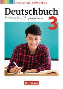 Cover-Bild zu Deutschbuch Gymnasium 3. 7. Schuljahr. Bildungsplan 2016. Servicepaket mit CD-ROM. BW von Dengler, Michael