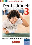 Cover-Bild zu Deutschbuch Gymnasium 3. 7. Schuljahr. Handreichungen für den Unterricht. BW von Dengler, Michael
