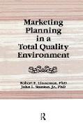Cover-Bild zu Marketing Planning in a Total Quality Environment (eBook) von Winston, William