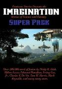 Cover-Bild zu Fantastic Stories Presents the Imagination (Stories of Science and Fantasy) Super Pack (eBook) von Lesser, Milton