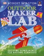 Cover-Bild zu Outdoor Maker Lab (eBook) von Winston, Robert