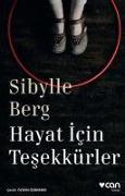 Cover-Bild zu Hayat Icin Tesekkürler von Berg, Sibylle