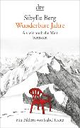 Cover-Bild zu Wunderbare Jahre von Berg, Sibylle