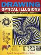 Cover-Bild zu DRAWING OPTICAL ILLUSIONS von Sarcone, Gianni