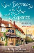 Cover-Bild zu New Beginnings at the Star and Sixpence (eBook) von Hepburn, Holly