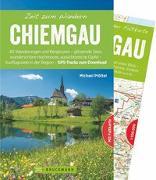 Cover-Bild zu Zeit zum Wandern Chiemgau von Pröttel, Michael