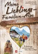 Cover-Bild zu Meine Lieblings-Familien-Alpe Allgäu von Bahnmüller, Wilfried Und Lisa