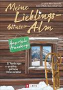 Cover-Bild zu Meine Lieblings-Winter-Alm Bayerische Hausberge von Pröttel, Michael
