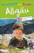 Cover-Bild zu Wanderspaß mit Kindern Allgäu von Pröttel, Michael