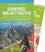 Cover-Bild zu Zeit zum Wandern Karwendel und Wetterstein von Pröttel, Michael