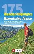 Cover-Bild zu 175 Wander-Highlights Bayerische Alpen von Pröttel, Michael