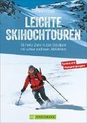 Cover-Bild zu Leichte Skihochtouren von Pröttel, Michael