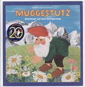 Cover-Bild zu Muggestutz der Haslizwerg 01. Abenteuer auf dem Zwergenweg