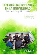 Cover-Bild zu Experiencias docentes en la universidad (eBook)