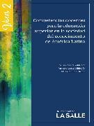 Cover-Bild zu Competencias docentes para la educación superior en la sociedad del conocimiento de América Latina (eBook)