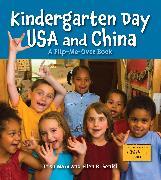 Cover-Bild zu Kindergarten Day USA and China von Marx, Trish