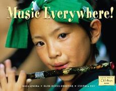 Cover-Bild zu Music Everywhere! von Ajmera, Maya